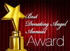 Best Donating Angel Award